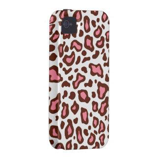 Leopard Print  iPhone 4 Case-Mate iPhone 4 Case