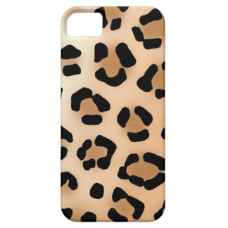 Leopard Print iPhone 5 Barely There iPhone 5 Case