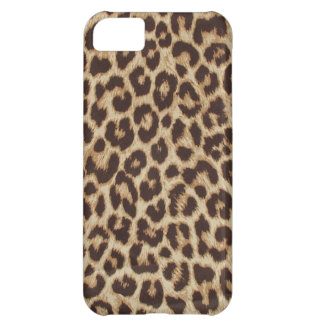 Leopard Print iPhone 5C Case