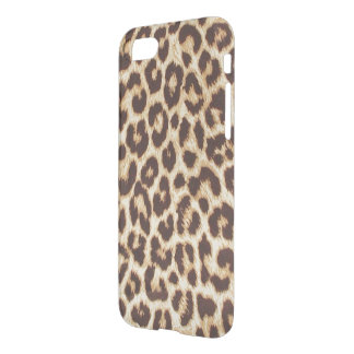 Leopard Print iPhone 8/7 Clearly™ Deflector Case