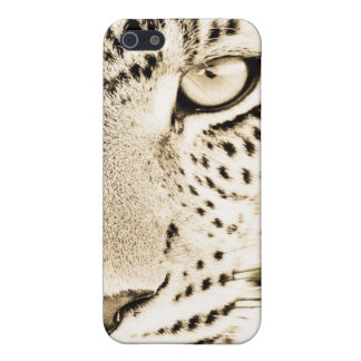 Leopard Print iPhone Case Case For iPhone 5/5S