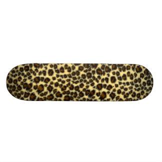 Leopard Print Skate Board Decks