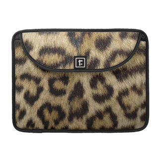 Leopard Print Sleeve For MacBook Pro