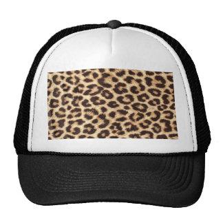 Leopard Print Trucker Hat/Cap Cap