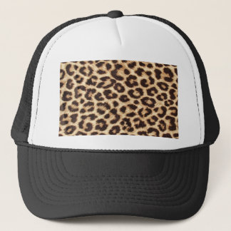 Leopard Print Trucker Hat/Cap Trucker Hat