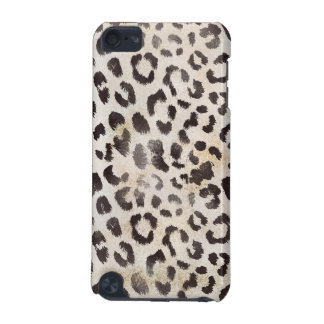 Leopard Skin in ivory iPod Touch 5G Case