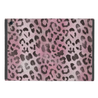 leopard Skin in Rose Pink Covers For iPad Mini