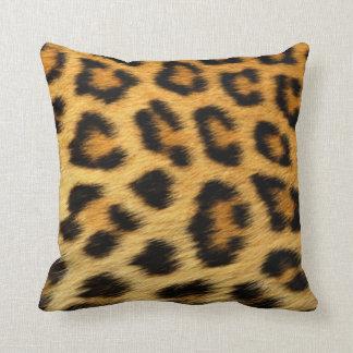 Leopard Skin Pattern Cushion