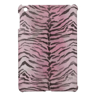 Leopard Skin Print in Pink Rose iPad Mini Case