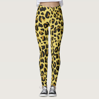 Leopard Skins Leggings