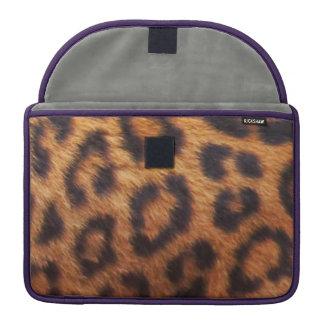 leopard sleeve for MacBook pro
