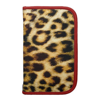 Leopard Smartphone Folio Folio Planners