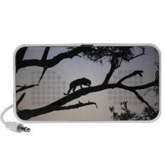 Leopard Notebook Speakers