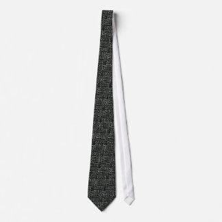 Leopard Tie from Zan Hanhof