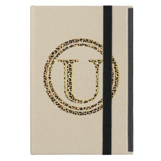 Leopard U Cover For iPad Mini
