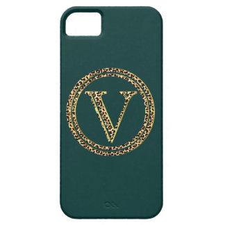 Leopard V iPhone 5 Covers