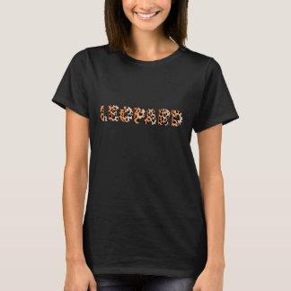 Leopard Women's Basic T-Shirt
