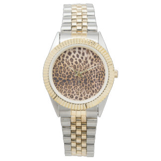 Leopard Wrist Watches