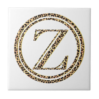 Leopard Z Tile