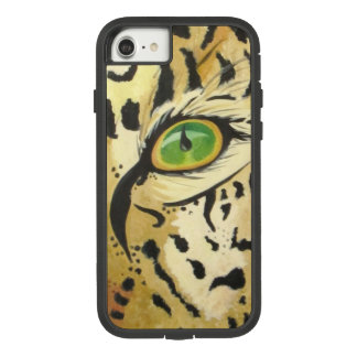 Leopard's Eye - Kimberly Turnbull Art Case-Mate Tough Extreme iPhone 8/7 Case