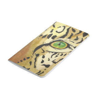 Leopard's Eye (Kimberly Turnbull Art) Journal