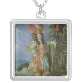 Leopold I , Holy Roman Emperor Silver Plated Necklace