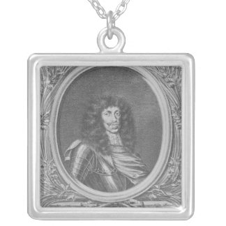 Leopold I, Holy Roman Emperor Silver Plated Necklace