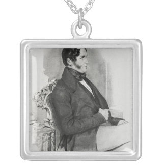 Leopold I, King of the Belgians Silver Plated Necklace