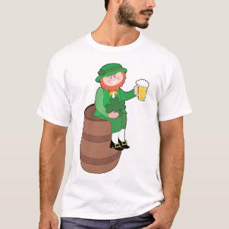 leprechaun barrel T-Shirt