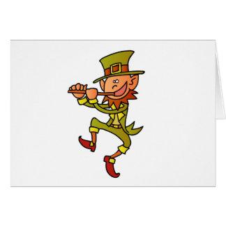 leprechaun card