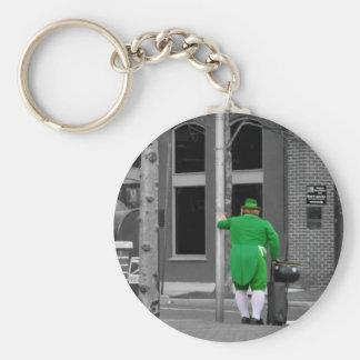 Leprechaun City Diversion Keychains