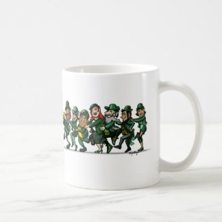 Leprechaun Conga Mugs