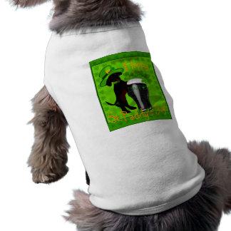 Leprechaun Doxie Shirt