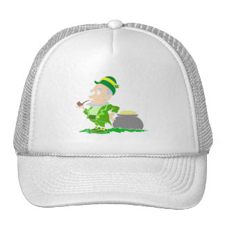 Leprechaun & Gold Hat