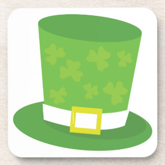 Leprechaun Hat Drink Coaster