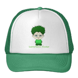 Leprechaun Hunter feat Maxwell Hat