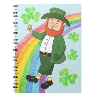 Leprechaun Notebook