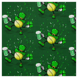 Leprechaun Tennis Fabric