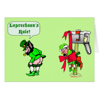 Leprechauns Rule cards