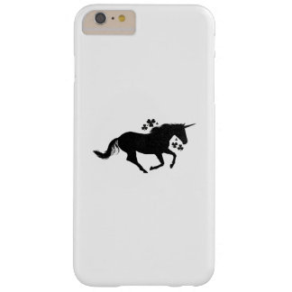 Lepricorn Funny St. Patrick's Day Unicorn Funny Barely There iPhone 6 Plus Case