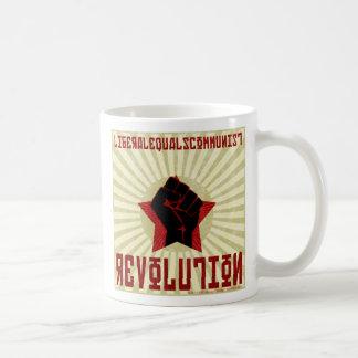 LEQ Revolution Basic White Mug