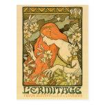 L'ermitage Postcard