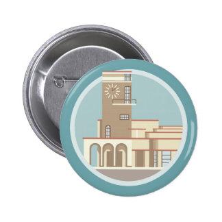 Leros, Italian market Pin
