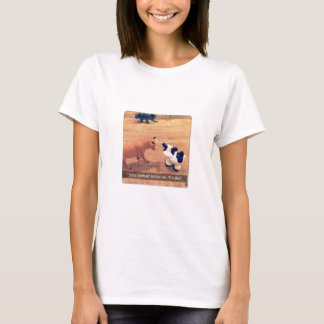 Les Ademimaux - Tinder date clothing T-Shirt