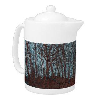 Les Arbres Teapot