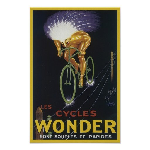 Les Cycles Wonder Print