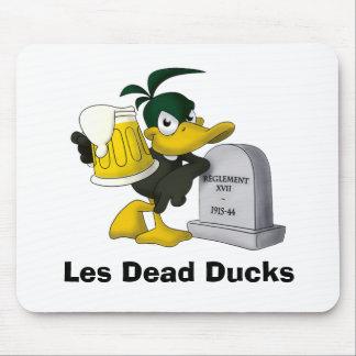 Les Dead Ducks - Mousepad / Tapis de souris