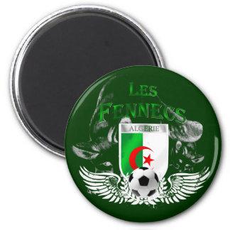 Les Fennecs Algeria flag Algerie magnets