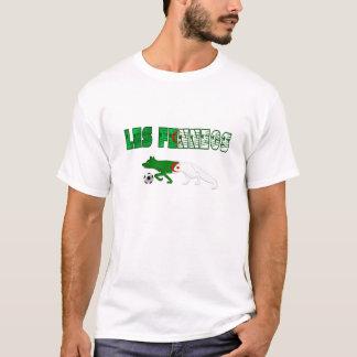 Les Fennecs Desert Foxes Algeria soccer gifts T-Shirt