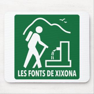 Les Fonts de Xixona Mouse Pad